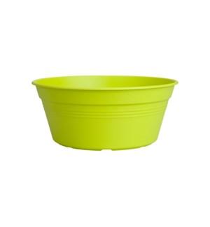 green basics bowl 33cm lime green