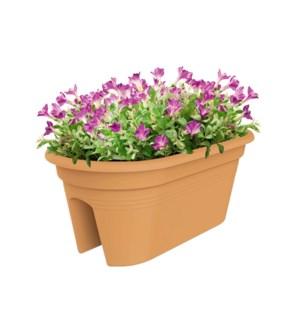 green basics flower bridge 55cm mild terra