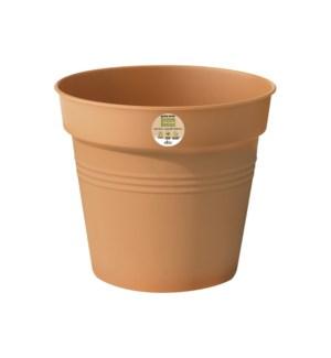 green basics growpot 21cm mild terra
