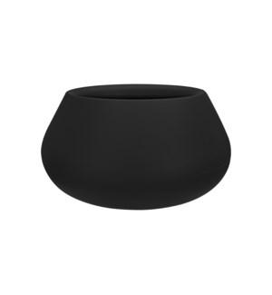 pure cone bowl 60 black