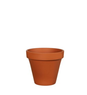 Stan pot round terra - h9,5xd11,5cm