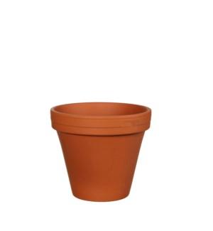 Stan pot round terra - h11,5xd13,5cm