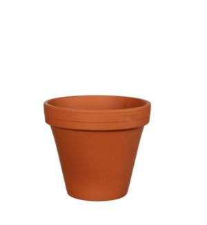 Stan pot round terra - h13,5xd15,5cm