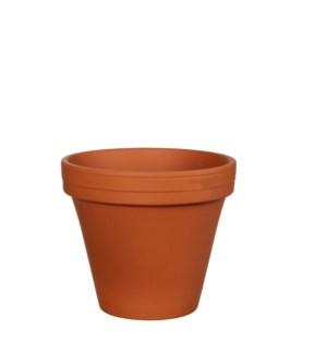 Stan pot round terra - h15,5xd17,5cm