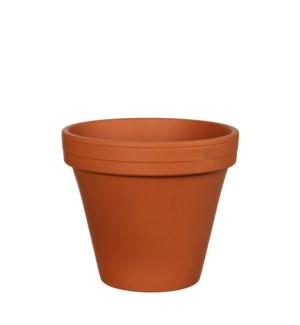 Stan pot round terra - h17xd20cm