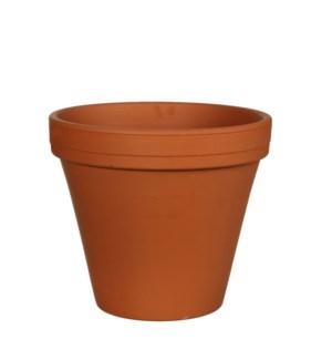 Stan pot round terra - h19xd22cm