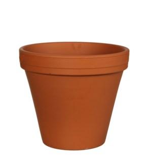 Stan pot round terra - h21xd24cm