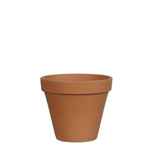 Stan pot round terra antique - h11,5xd13,5cm