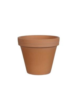 Stan pot round terra antique - h15,5xd17,5cm