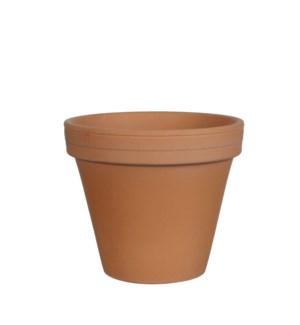 Stan pot round terra antique - h17xd20cm