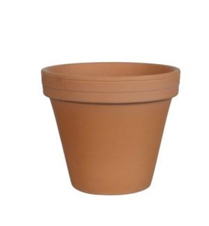 Stan pot round terra antique - h19xd22cm