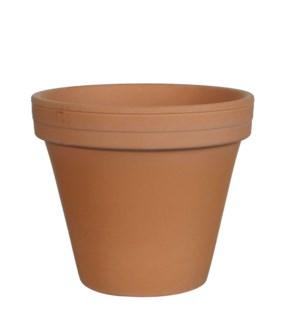 Stan pot round terra antique - h21xd24cm