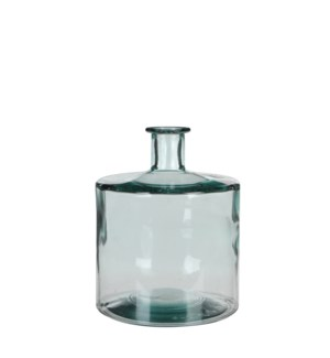 Guan bottle transparent - h26xd21cm
