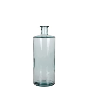 Guan bottle transparent - h40xd15cm