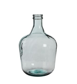 Diego bottle transparent - h42xd27cm