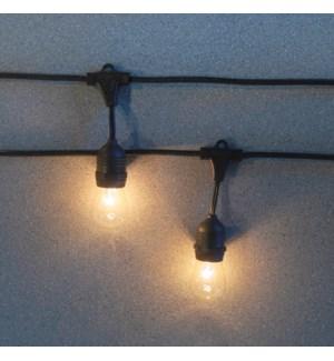 Edison Bulb Garden String 15L