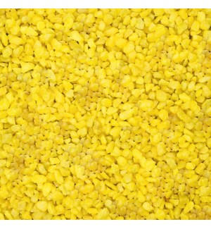 Gravel 2-3 mm 500 ml Yellow