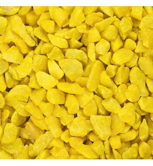 Rocks 9-13 mm 500 ml Yellow