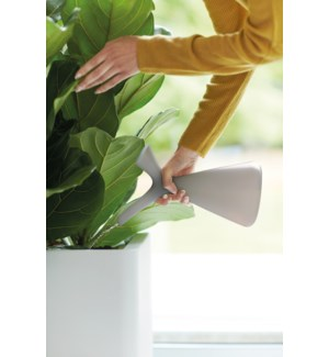 plunge watering can 1,7ltr warm grey