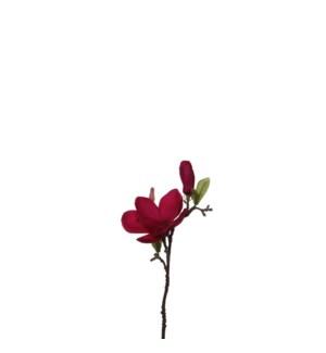 "Magnolia 14.25"" Dark Pink"