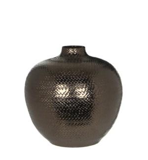 """Gabriel Bottle 10.25x9.75"""" Bronze"""