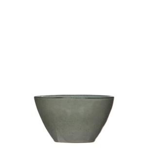 "Tabo bowl grey - 5.5x2.5"""