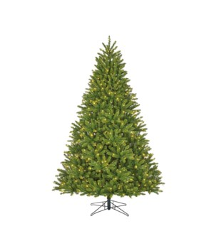 "Carpa xmas tree led green 650L TIPS 2069 - 58""x7.5'"