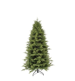 "Harrison xmas tree slim green hinged TIPS 2623 - 44""x6'"