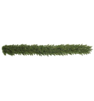 """Forest frosted garland green TIPS 210 - 106.5x13"""""""