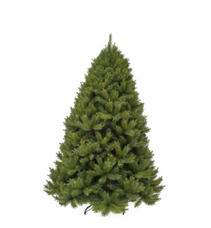 "Glendale xmas tree green TIPS 1469 hinged - 61""x7.5'"