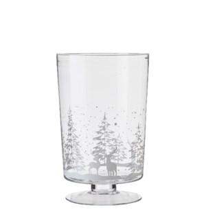 """Gigi hurricane light glass - 10.75x17"""""""