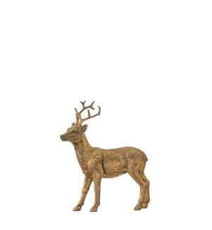 """Deer gold - 6x2.25x6.75"""""""