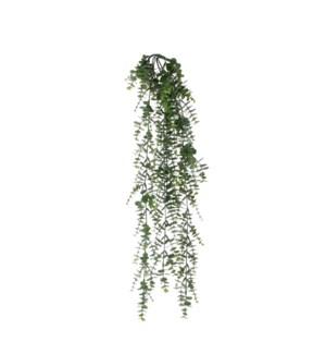 "Eucalyptus hanging green - 36.75"""