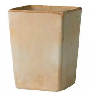 "Copenhagen Vase 8.75x12""H Tuscan Clay Terra"
