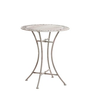 "Provence Table 24x27.5"" White"