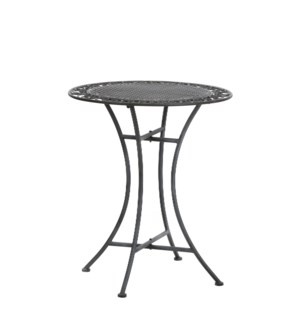 "Provence Table 24x27.5"" Grey"