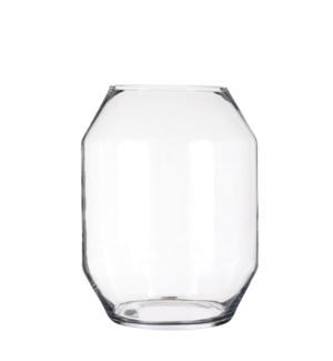 "Dali vase glass - 11.75x15.75"""