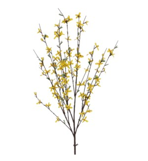 Forsythia yellow - 40.25x15.75""