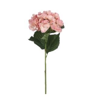 "Hydrangea pink - 26.75"""