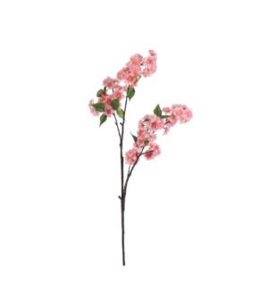 "Cherry blossom pink - 41"""