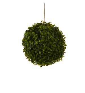 "Boxwood ball green - 8.75"""