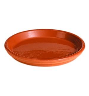 11cm Glazed Saucer