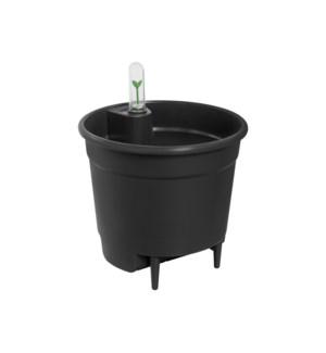 self-watering insert 36cm living black