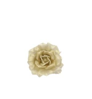 "Flower gold - 14.5x6.25"""
