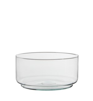 Tigo bowl transparent in giftbox - 10.25x5""