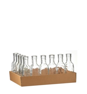 Skipp bottle glass - 2x6.25""