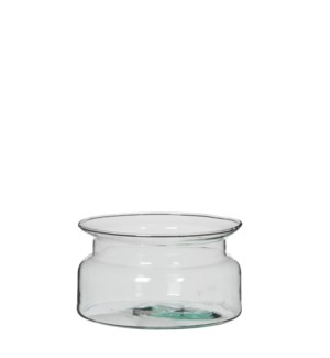 """Mathew bowl transparent - 6.25x3.75"""""""
