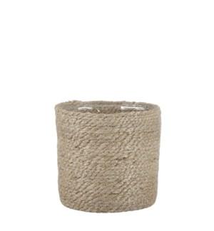 "Atlantic basket cream - 6.25x6.25"""