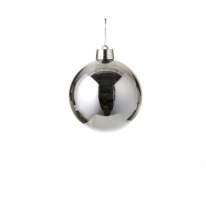 Bauble unbreakable silver - 6""