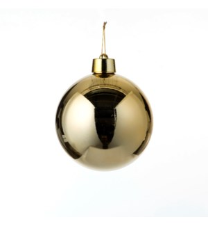 Bauble unbreakable gold - 8""